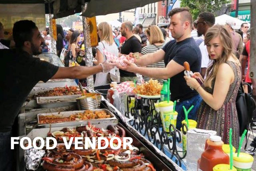 Food Vendor 2