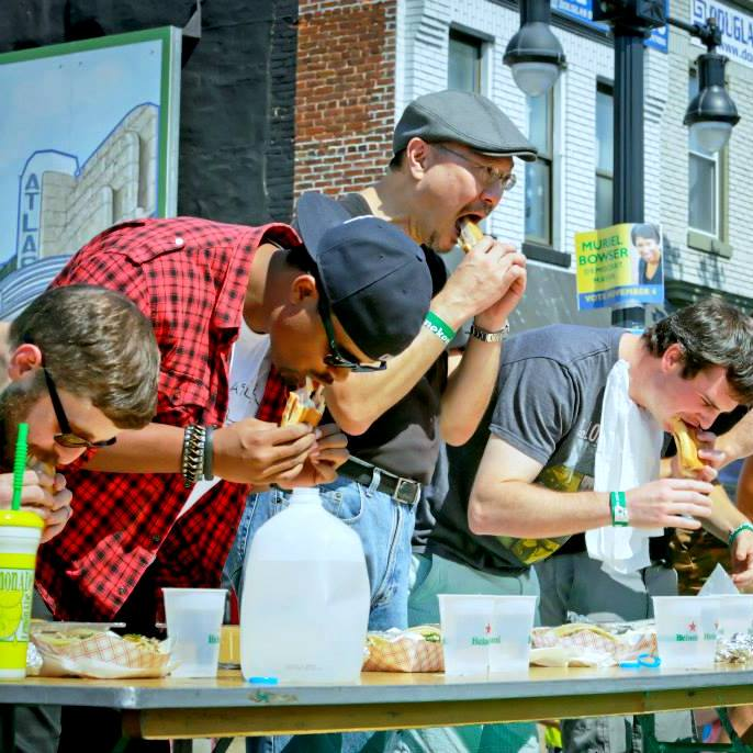 2018 H Street Festival Washington Dc Fairs And