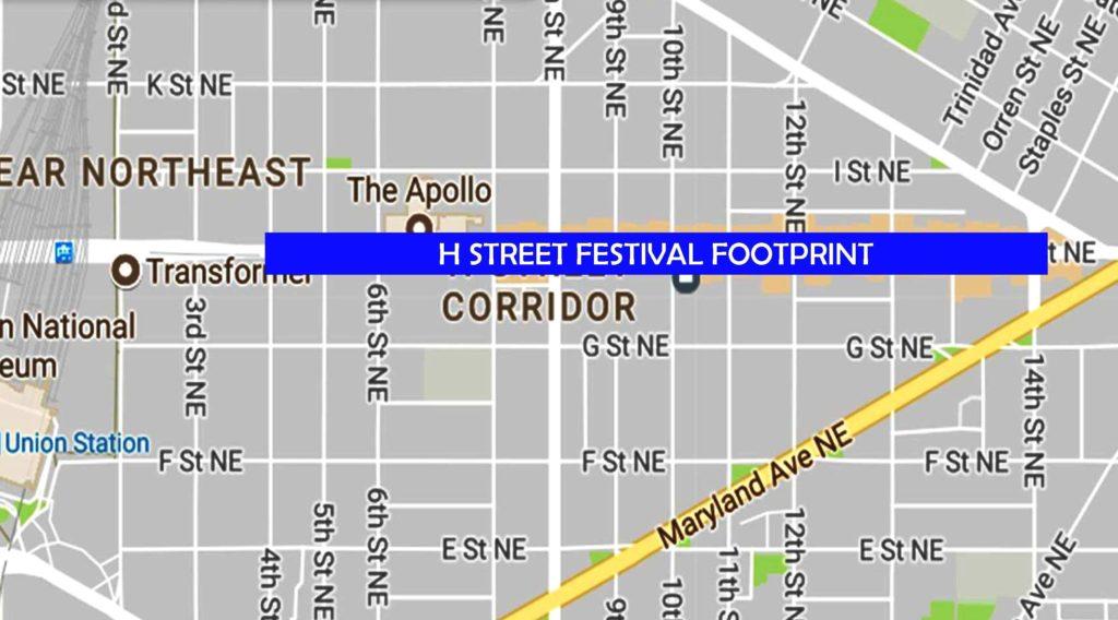 2017 HSTF Footprint
