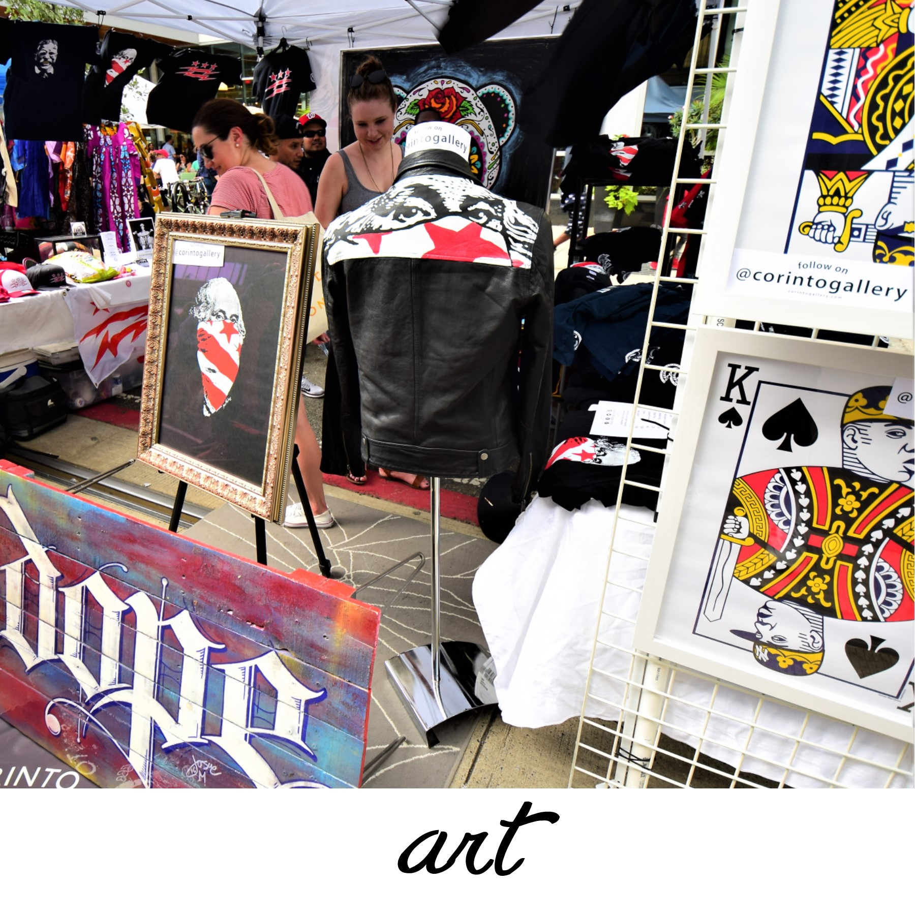 exhibitor art sq