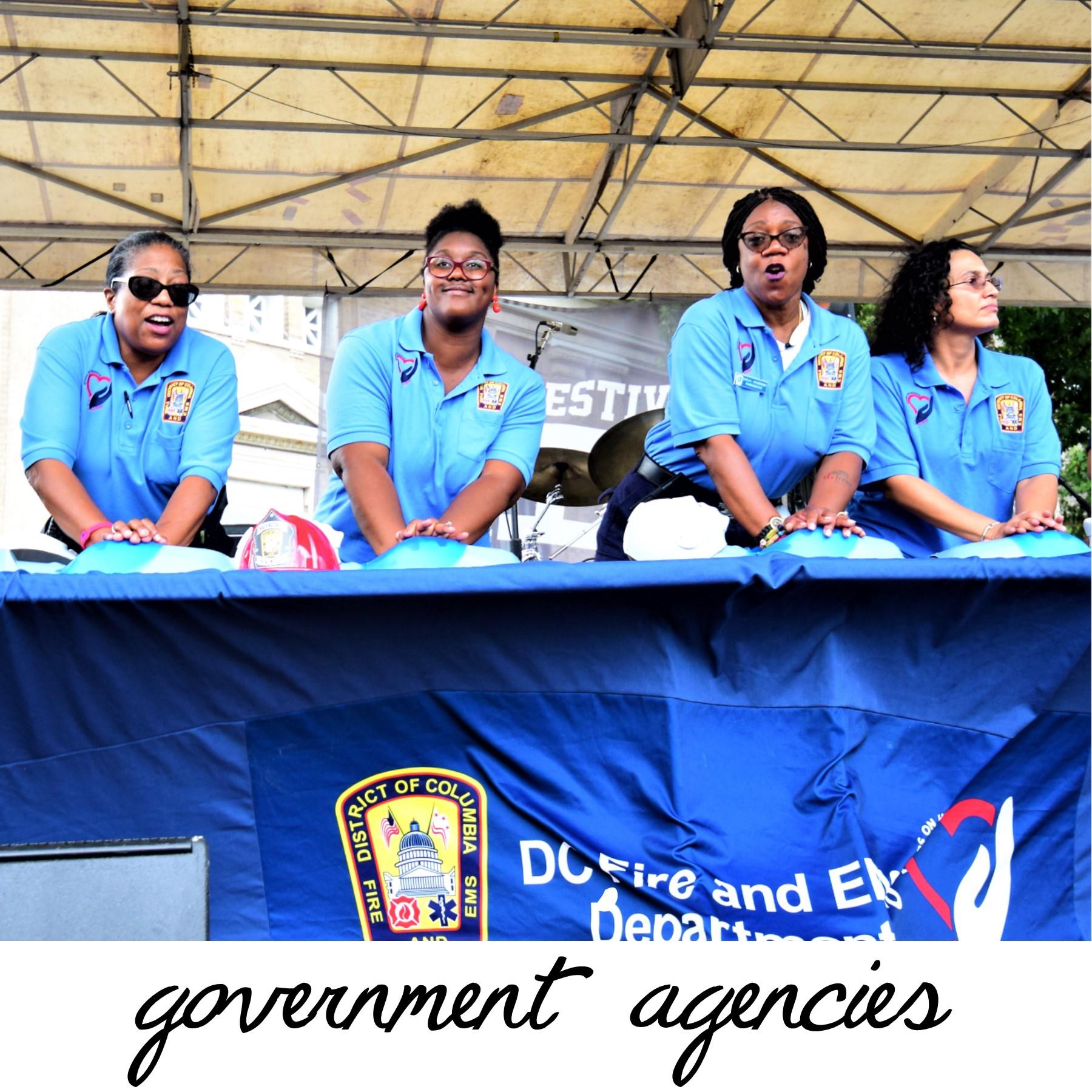 exhibitor govt sq