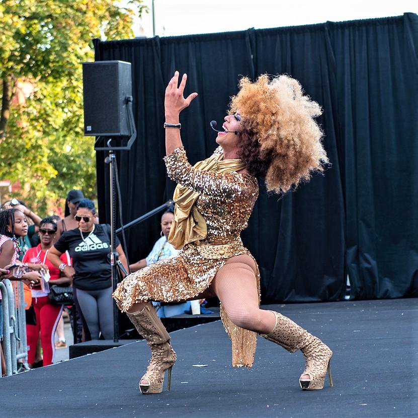 2019 H Street Festival - Beyonce - edited